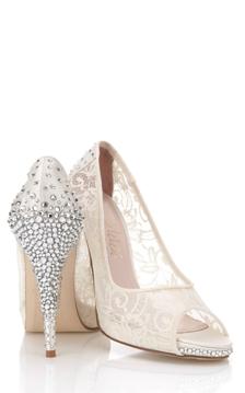 Cum sa alegi pantofii de mireasa?