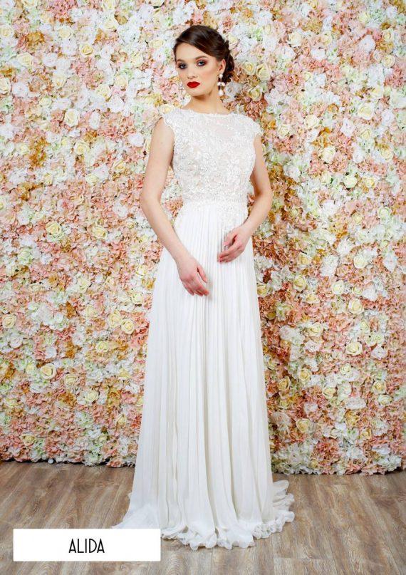 Rochie de mireasa Alida