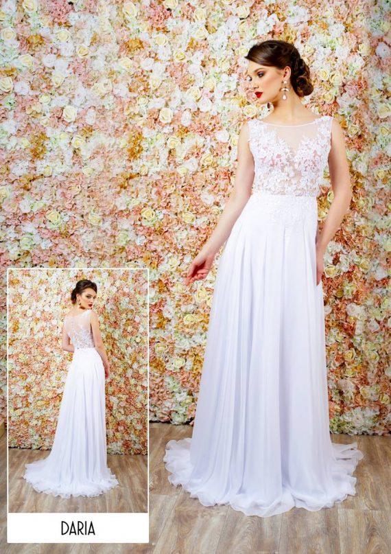 Rochie de mireasa Daria